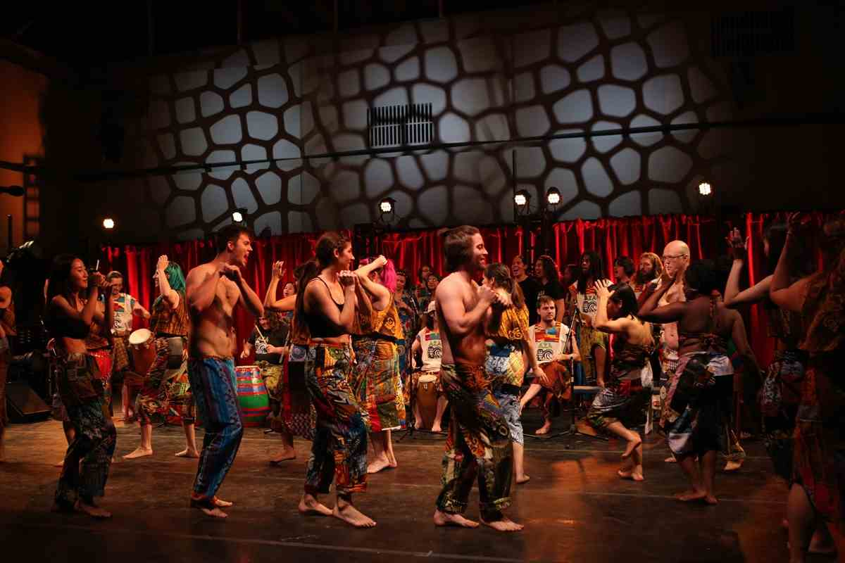 CalArts Presents Annual World Music and Dance Festival, April 27—29, 2018