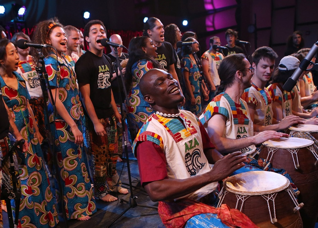 2018 World Music and Dance Festival at CalArts