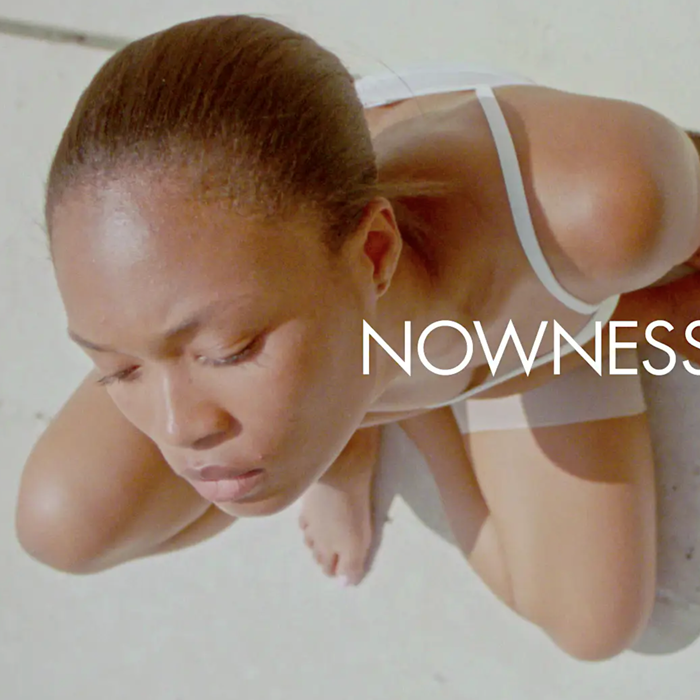 NOWNESS presents the dance film TEOREMA